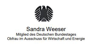 Sandra Weeser, MdB Deutscher Bundestag