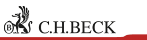 Verlag C.H.BECK